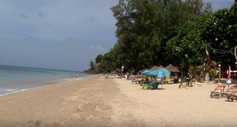 Playa de Ao Phra Ae Koh Lanta