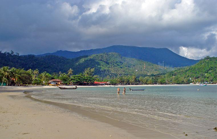 Playa de Hat Thong Nai Pan Noi