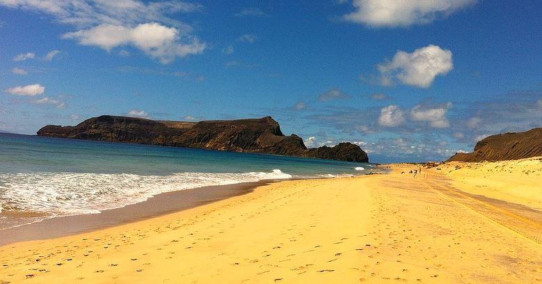 Porto Santo la isla dorada de portugal