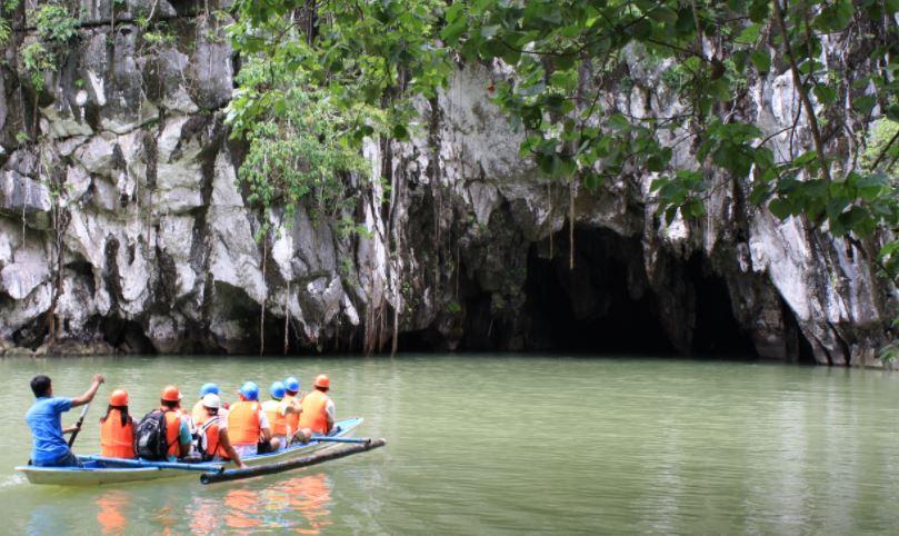 Rio subterraneo de Puerto Princesa
