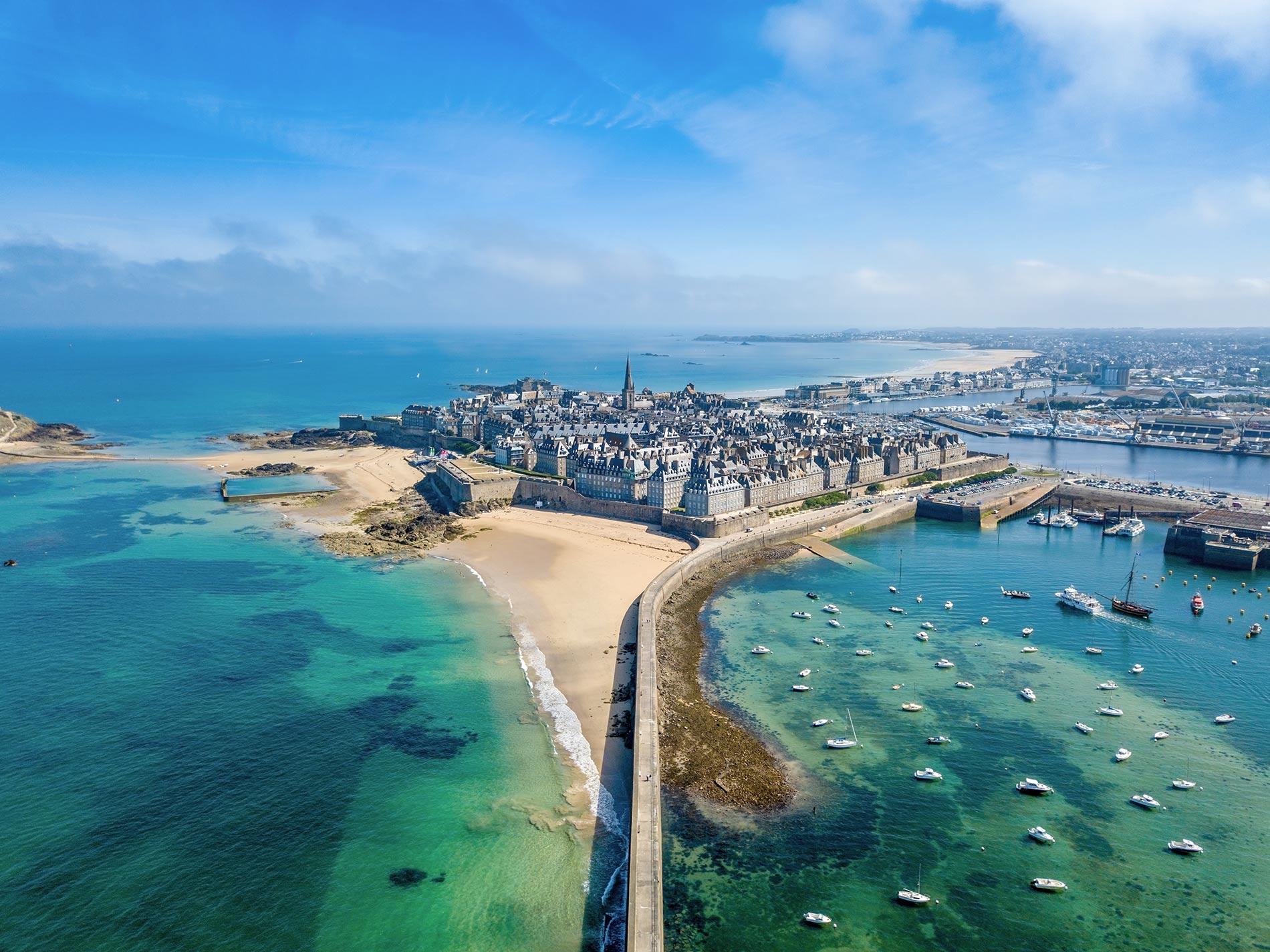 Saint Malo, Bretana