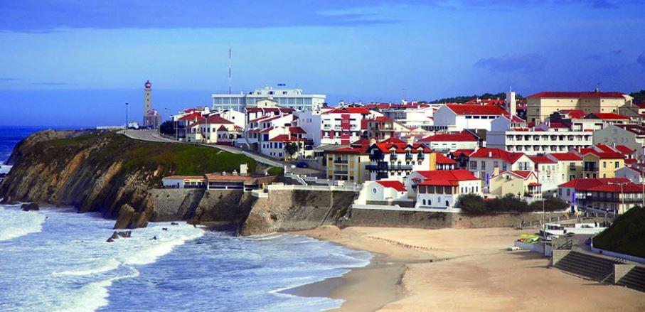 San Pedro de Moel playa