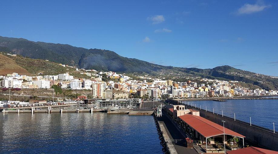 pueblos de la palma Santa Cruz De La Palma