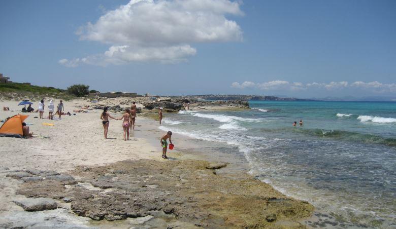 Ses Platgetes formentera playas