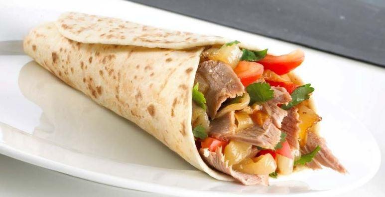 Shawarma comidas tipicas de egipto
