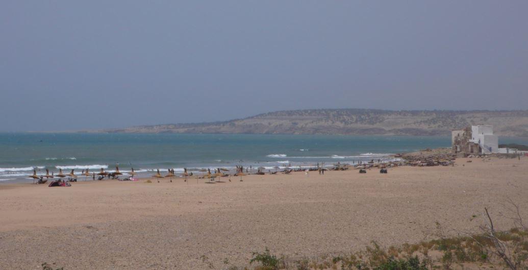 Sidi Kaouiki playa