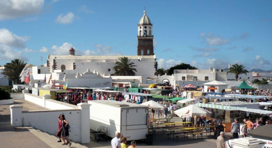 Teguise (Lanzarote) pueblo canario