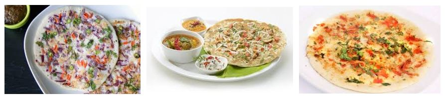 Uttapam o pizza india