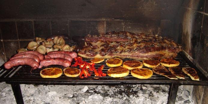 asado uruguayo