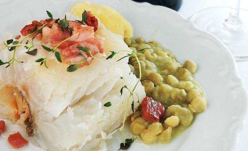 bacalao Torrfisk platos típicos de noruega