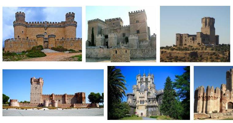 castillos de espana mas espectaculares