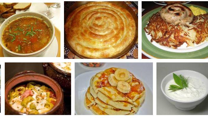 comida tipica de bulgaria