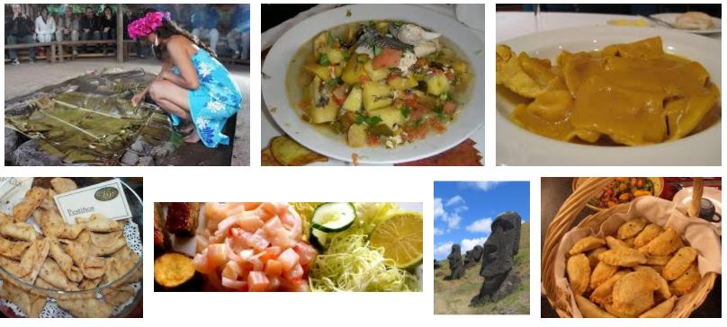 comida tipica de isla de pascua