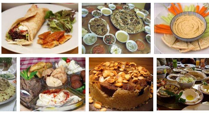 comida tipica de jordania