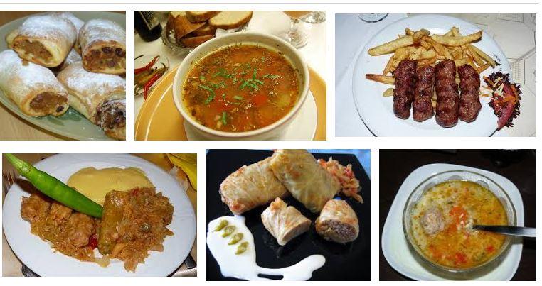 comidas rumanas