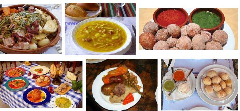 comidas tipicas canarias
