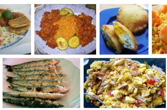 comidas tipicas caribe