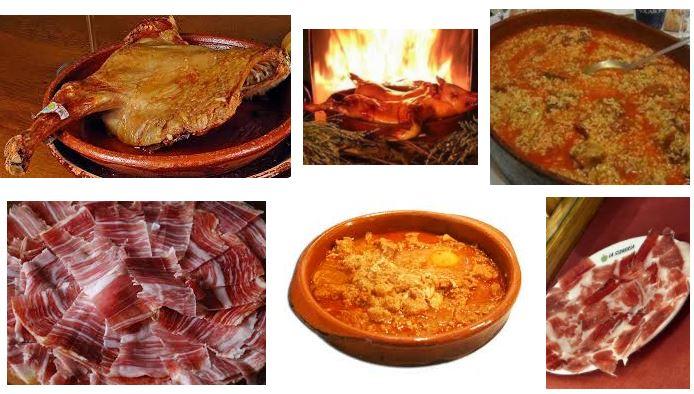 comidas tipicas castilla y leon