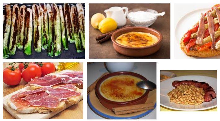 comidas tipicas cataluna