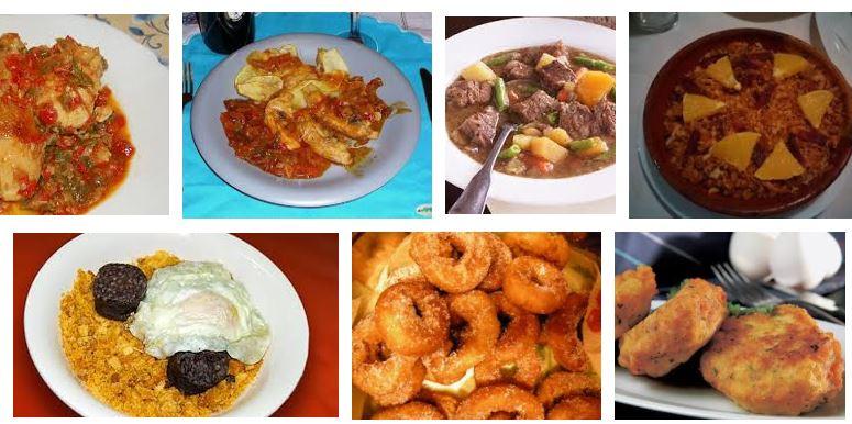 comidas tipicas de aragon