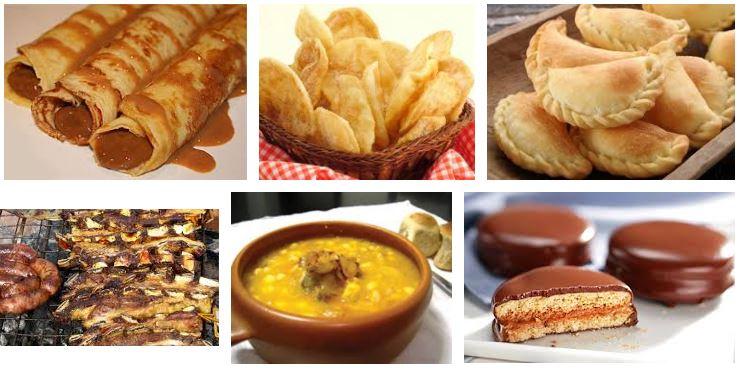comidas tipicas de argentina