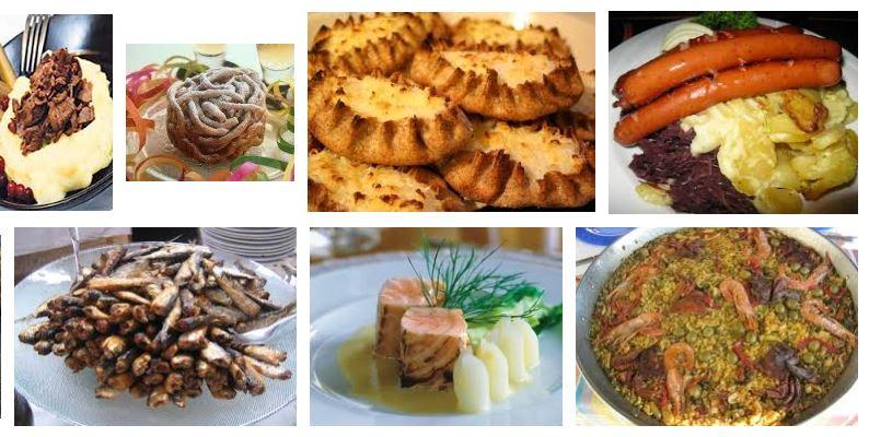 comidas tipicas de finlandia
