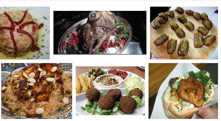 comidas tipicas de irak