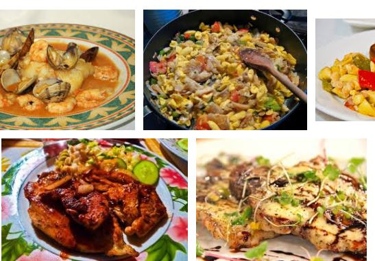 comidas tipicas de jamaica