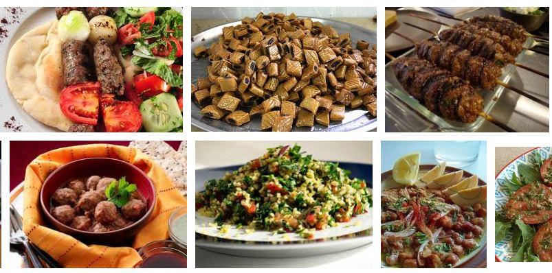 comidas tipicas egipto