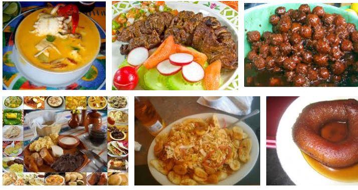 comidas tipicas en honduras