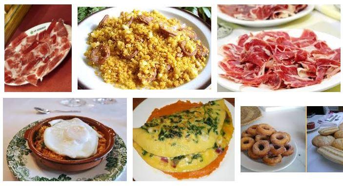 comidas tipicas extremadura