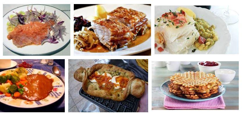 comidas tipicas noruega