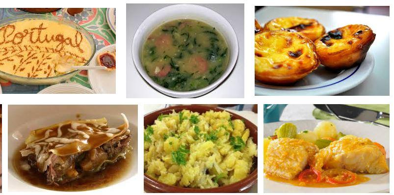 comidas tipicas portugal