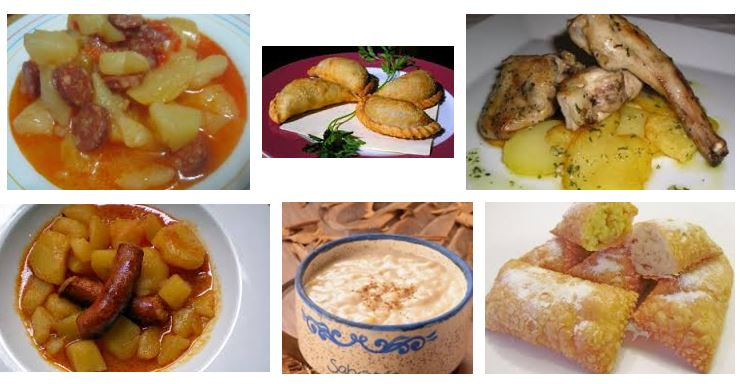 comidas tipicas rioja