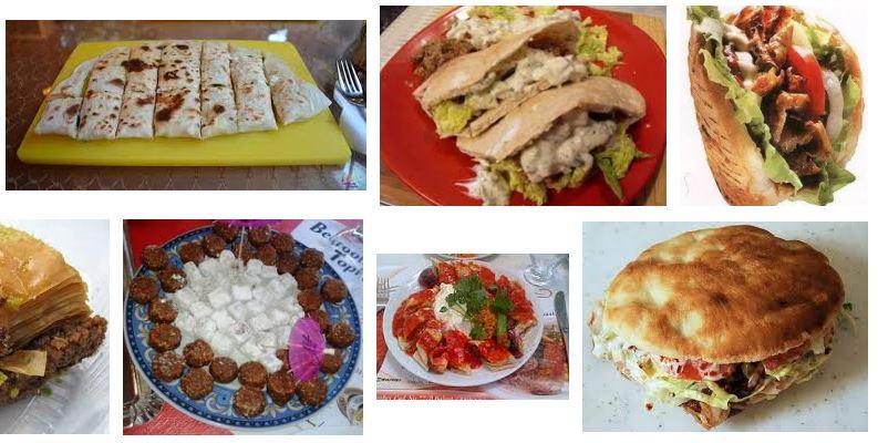 comidas tipicas turquia