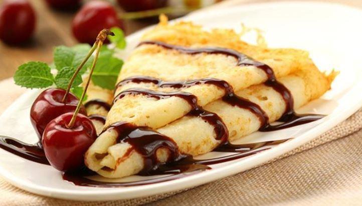 crepes comida de francia
