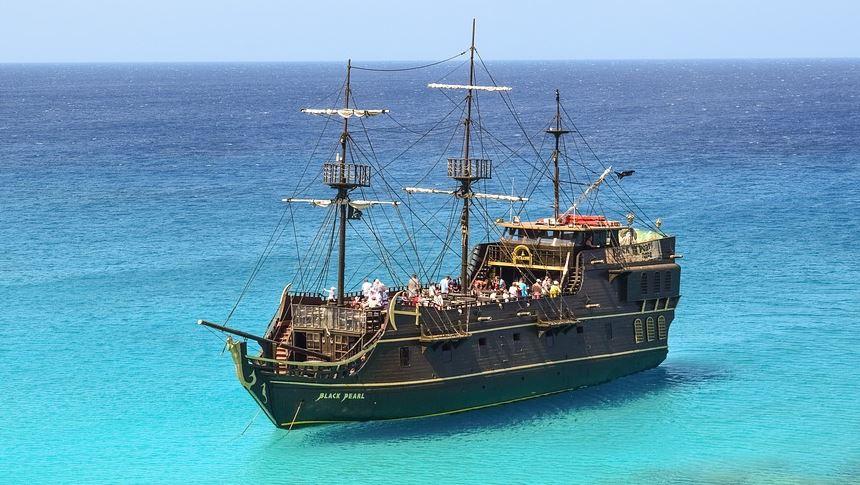 islas pirata