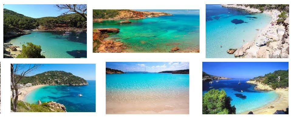 mejores calas playas ibiza