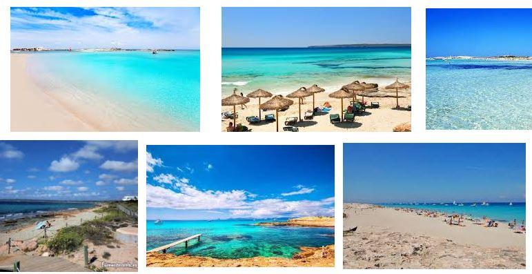 mejores calas y playas formentera