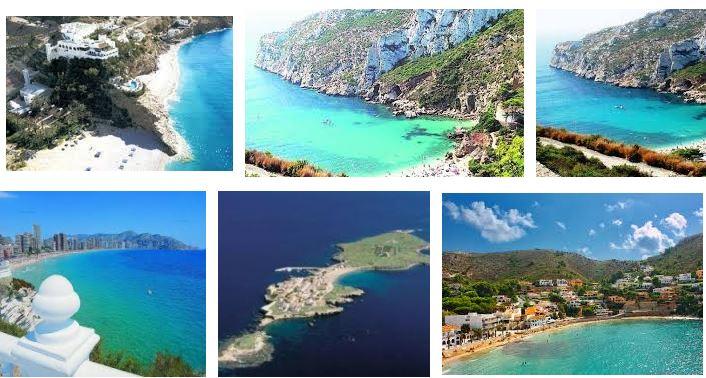 mejores playas castellon
