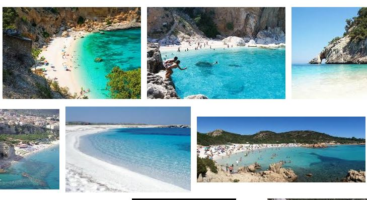 mejores playas cerdena