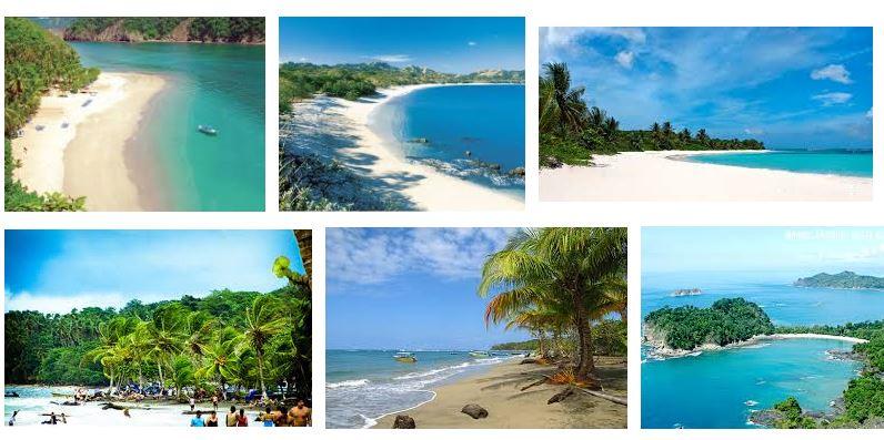 mejores playas costa rica