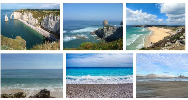 mejores playas de francia