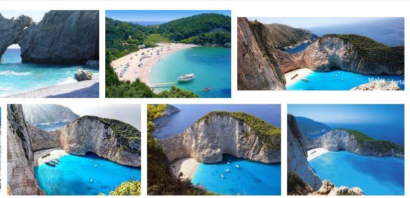 mejores playas grecia