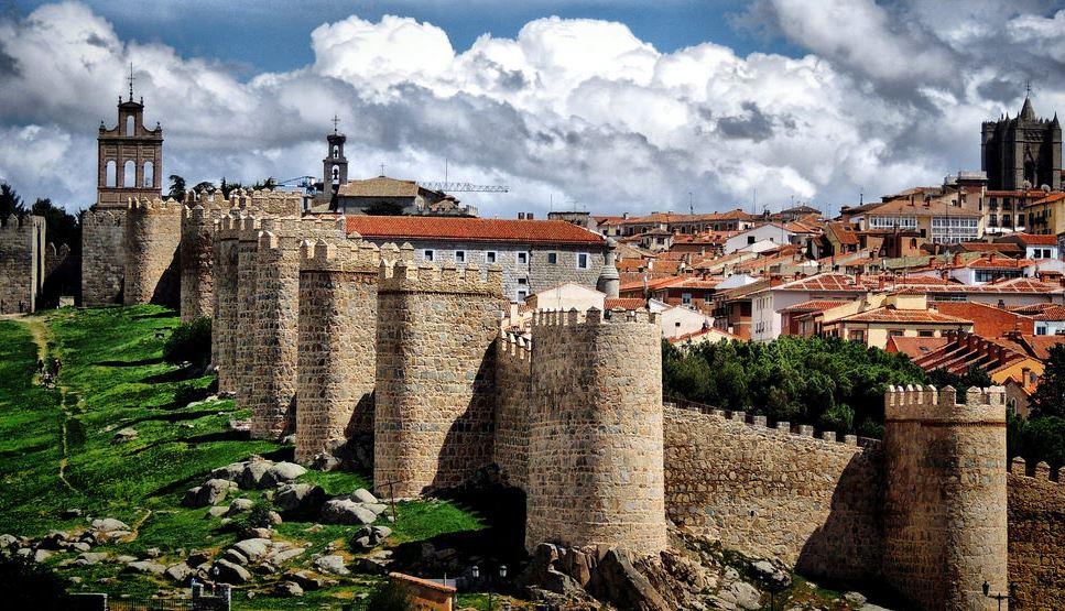 muralla de alava