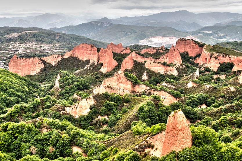 paisajes naturales de espana
