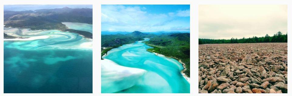paraiso Whitehaven Islas Whitesunday Australia