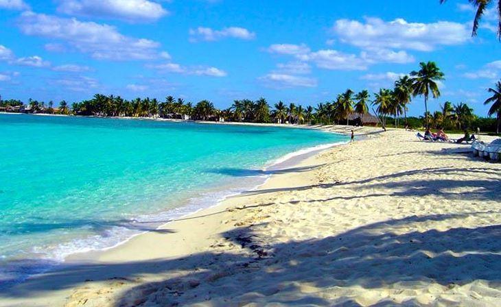 playa de santa lucia en cuba cuba lugares turisticos