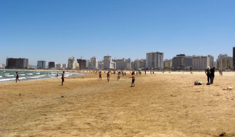 playa tanger
