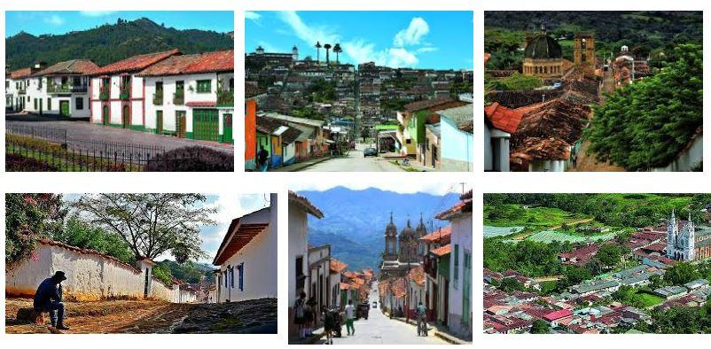 pueblos mas bonitos colombia